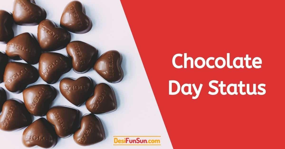 Chocloate Day Status Shayari Wishes Quotes Message SMS Thumbnail
