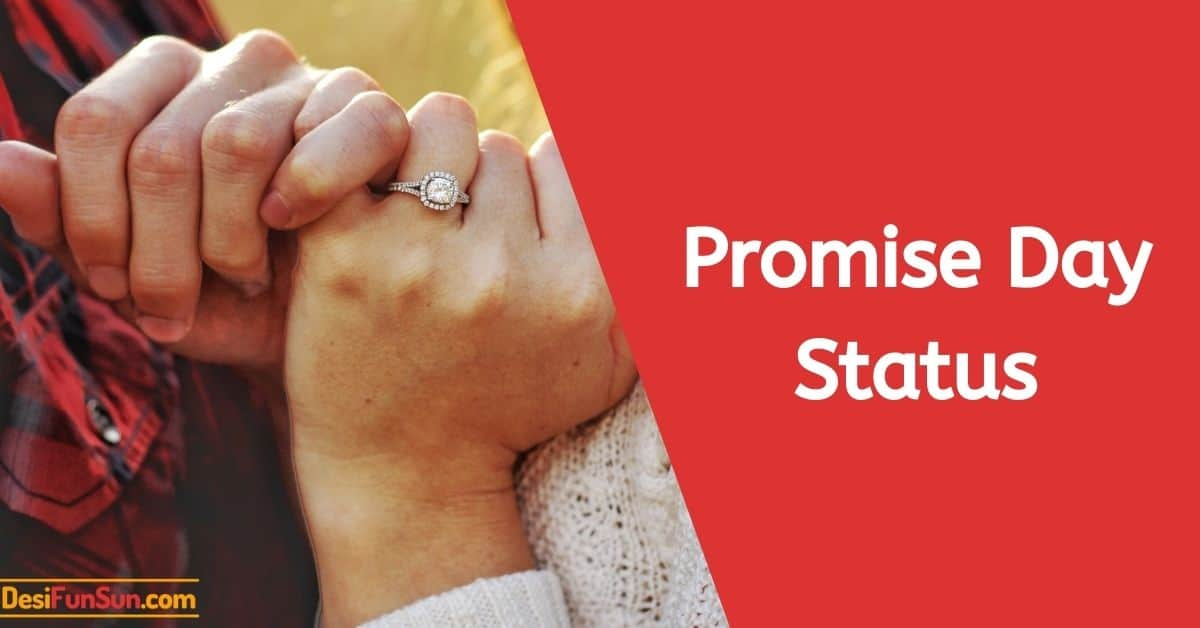 Promise Day Status Shayari Wishes Quotes Message SMS Thumbnail
